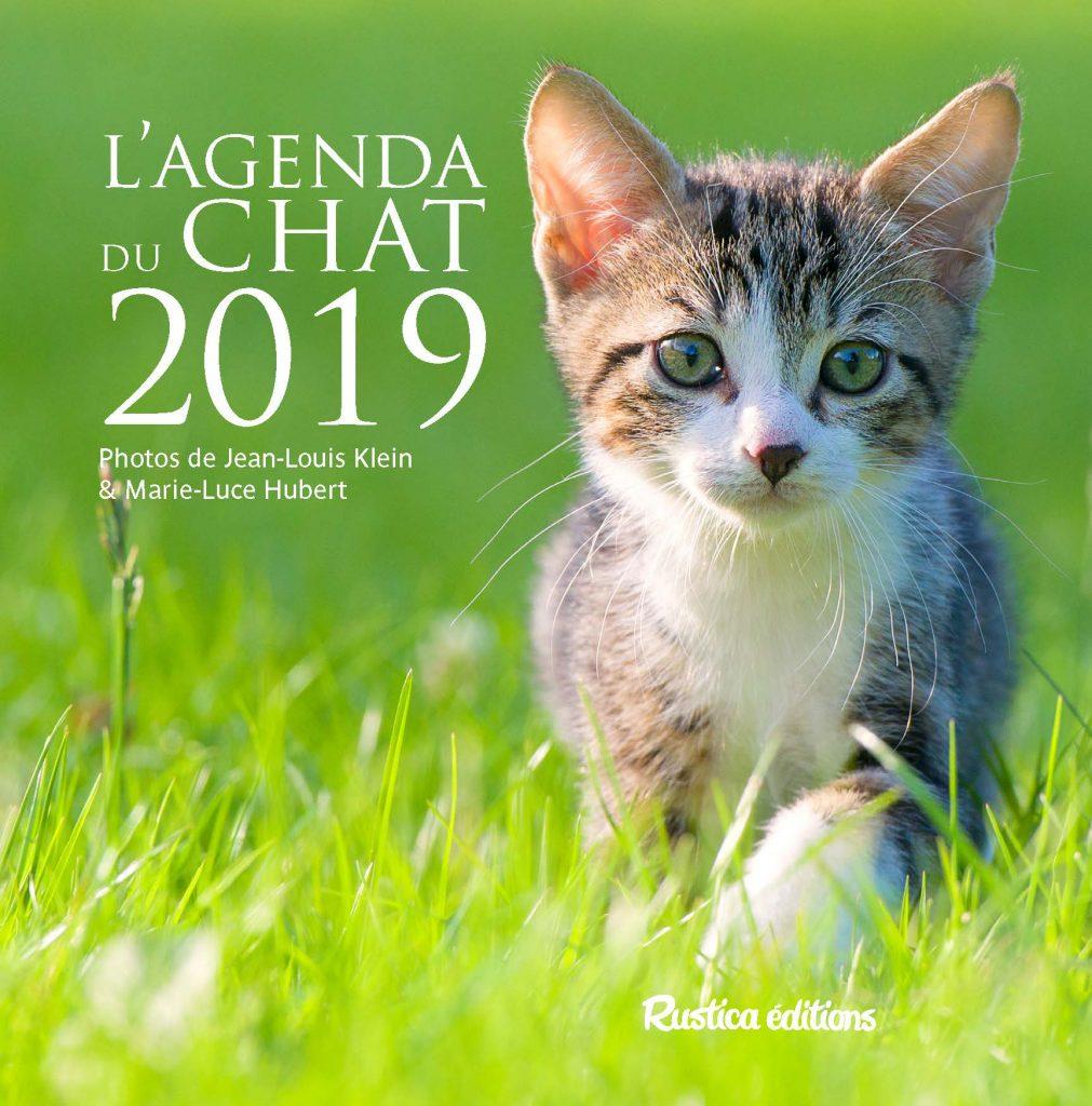 agenda 2019 chat jardin delbard