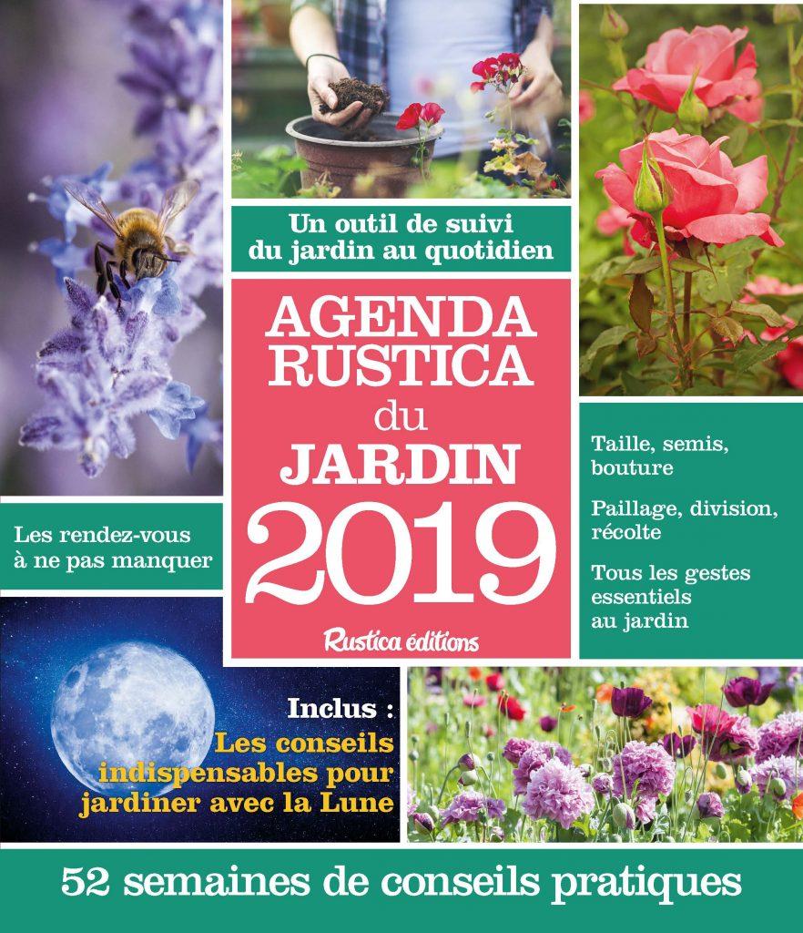 agenda rustica plante jardin 2019