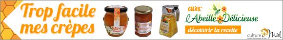 Culture miel - l'abeille délicieuse