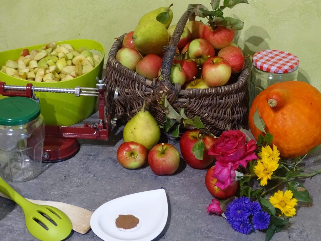 ingrédients pommes compote delbard