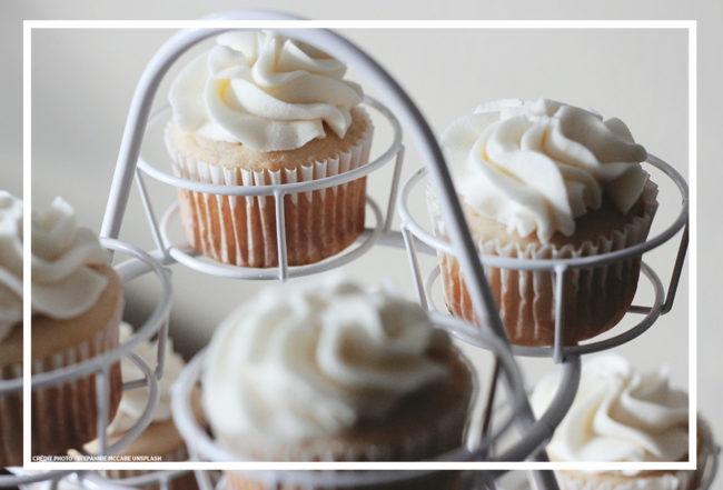 cupcakes salé pour le nouvel an !