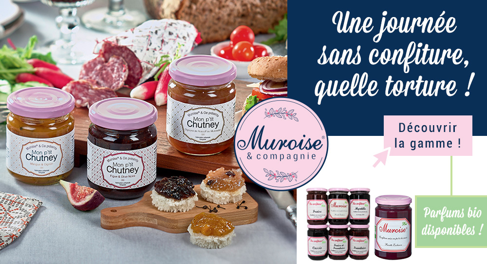 Fruit Blog Delbard Muroise Confiture
