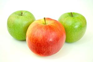 Pommes quatre-quart recette préparation cuisine eau beurre