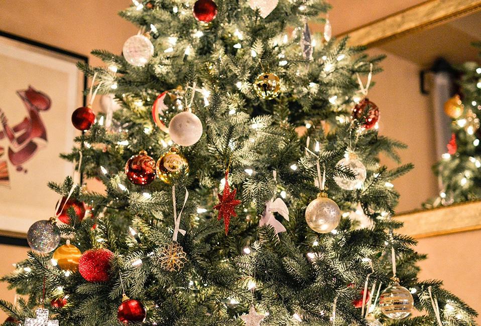 sapin decoration noel ambiance fete decembre cadeaux blog delbard