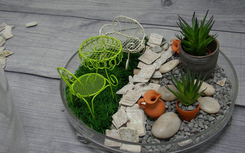 Mon jardin miniature - Mon chez moi le blog par Delbard