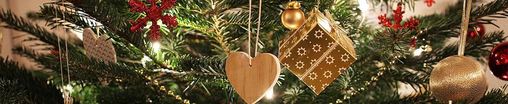 salon sapin noel ambiance decoration boules idees astuces blog delbard decembre