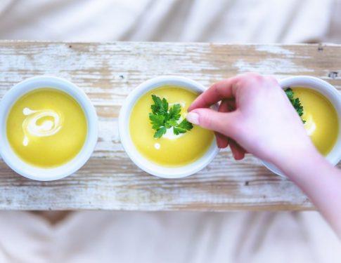 La soupe détox